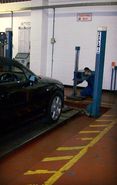 Vehicle MOT's